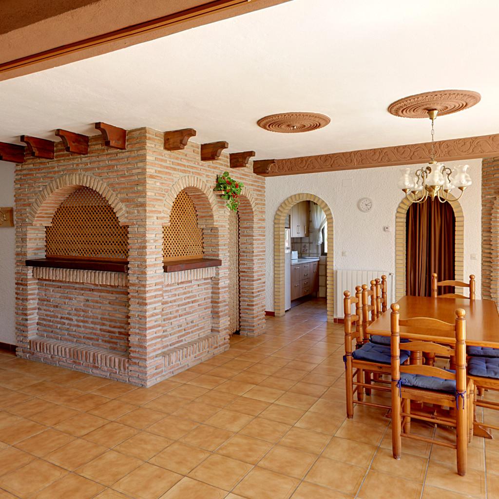 Ferienwohnungen in el faro an der costa del sol for Wohnzimmer zur mitte